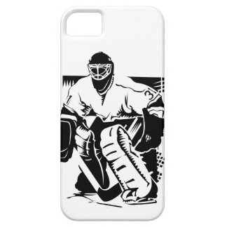 Hockey Goalie Case For The iPhone 5