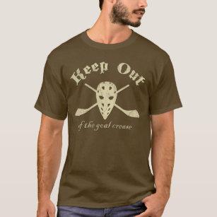 034a8d04d Hockey Goalie T-Shirts   Shirt Designs