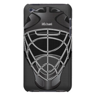 Hockey Goalie Helmet Barely There iPod Covers