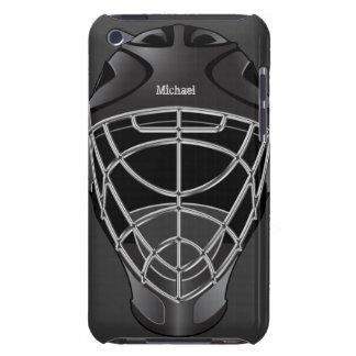 Hockey Goalie Helmet iPod Touch Case