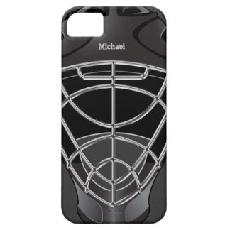 Hockey Goalie Helmet iPhone 5 Case