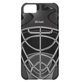 Hockey Goalie Helmet iPhone 5C Cover
