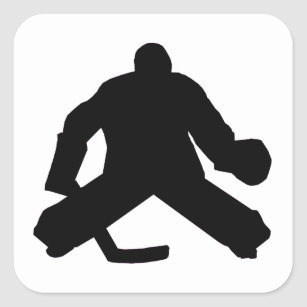 Goalie Silhouette Gifts On Zazzle Ca