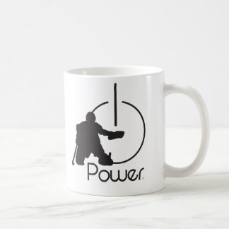 Hockey Goalie sulks Coffee Mug