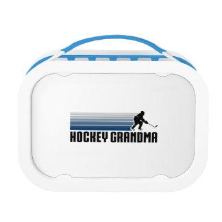 Hockey Grandma Lunch Box