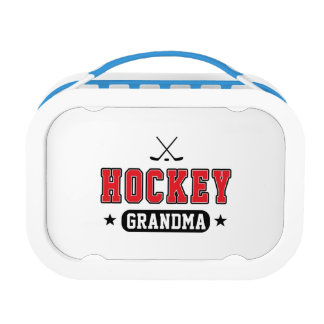 Hockey Grandma Lunchbox