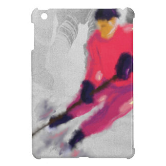 Hockey, He Shoots and Scores Art Case For The iPad Mini