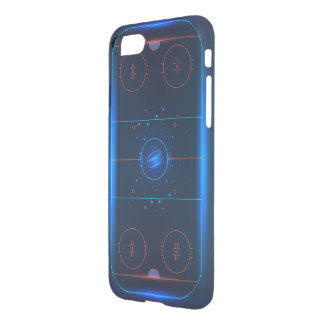 Hockey Ice Rink iPhone 8/7 Case