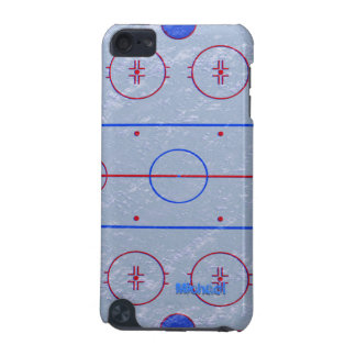 Hockey Ice Rink iPod Touch 5 Case iPod Touch 5G Cover