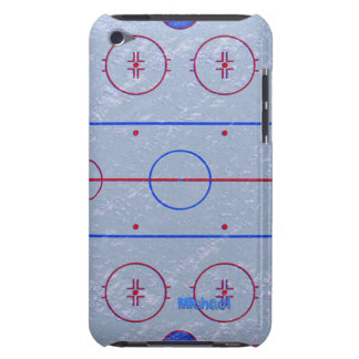 Hockey Ice Rink iPod Touch  Case