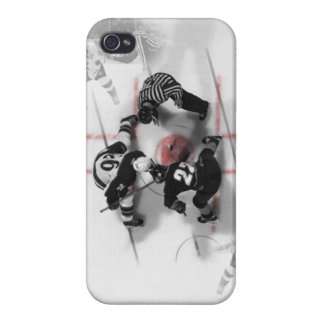 Hockey iPhone 4 Case