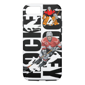 (hockey) iPhone 7/8 case