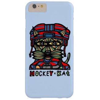 """Hockey Kat"" Apple & Samsung Phone Case"