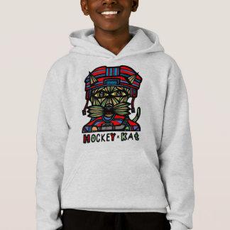 """""""Hockey Kat"""" Boys' Hoodie"""