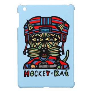 """Hockey Kat"" iPad Mini Case"