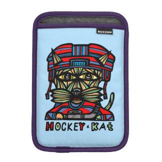 """Hockey Kat"" iPad Mini Soft Case"