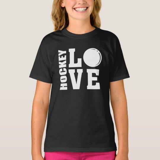 Hockey Love Field Hockey T-Shirt