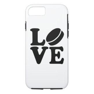 Hockey love iPhone 7 case