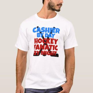 Hockey Lover Cashier T-Shirt