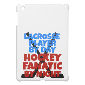 Hockey Lover Lacrosse Player Case For The iPad Mini