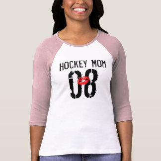 Hockey Mom 08 T-Shirt