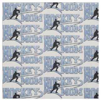 Hockey Mom Athletic Tail Fabric