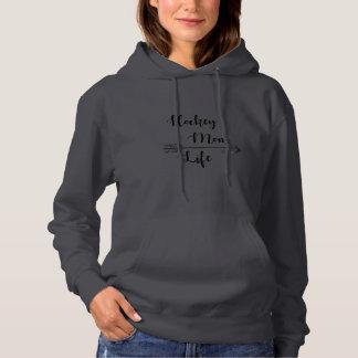 Hockey Mom Life Hoodie