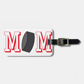 Hockey Mom Luggage Tag