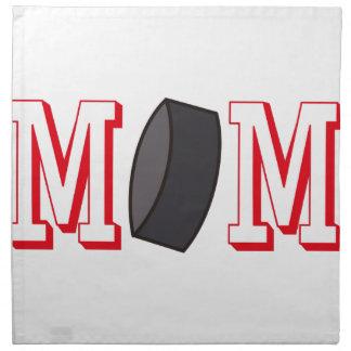 Hockey Mom Napkins