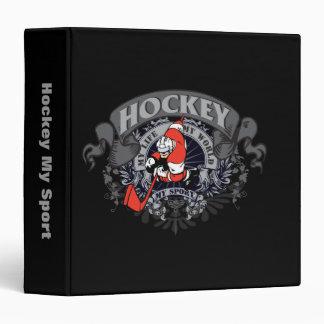 Hockey mon sport classeur