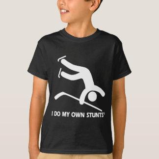 Hockey My Own Stunts T-Shirt