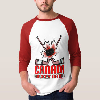 Hockey Nation - Canada T-Shirt