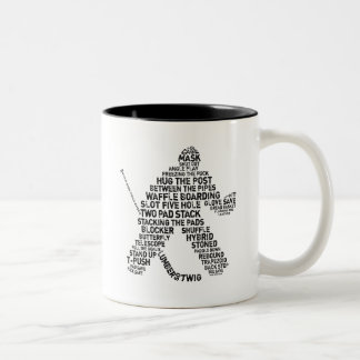 Hockey Netminder Mug