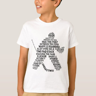 Hockey Netminder T-Shirt
