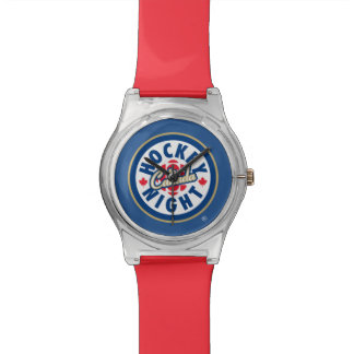 Hockey Night in Canada logo Watch