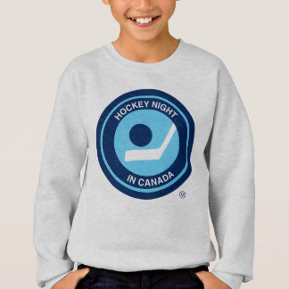 Hockey Night in Canada retro logo Sweatshirt