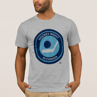 Hockey Night in Canada retro logo T-Shirt