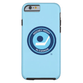 Hockey Night in Canada retro logo Tough iPhone 6 Case