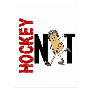 Hockey Nut 1 Postcard