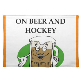 HOCKEY PLACEMAT