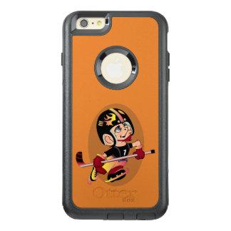 HOCKEY PLAYER CARTOON Apple iPhone 6 Plus  CS OtterBox iPhone 6/6s Plus Case