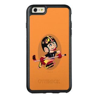 HOCKEY PLAYER CARTOON Apple iPhone 6 Plus   SS