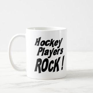 Hockey Players Rock! Mug