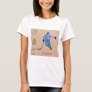 Hockey Playoff Art T-Shirt