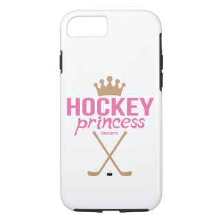 Hockey Princess iPhone 7 Case