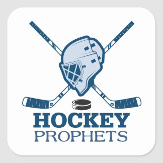 Hockey Prophets Stickers