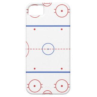 Hockey Rink iPhone Case