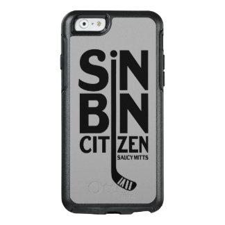 Hockey Sin Bin Citizen OtterBox iPhone 6/6s Case