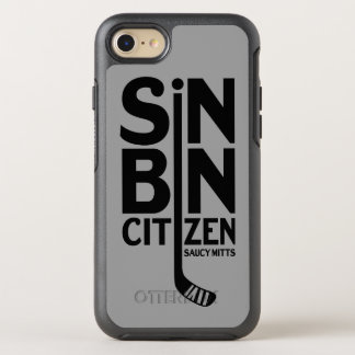 Hockey Sin Bin Citizen OtterBox Symmetry iPhone 8/7 Case