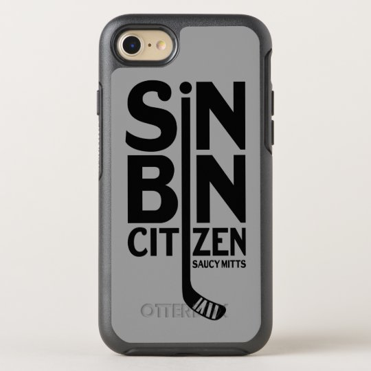 Hockey Sin Bin Citizen OtterBox Symmetry iPhone 8/7 Case